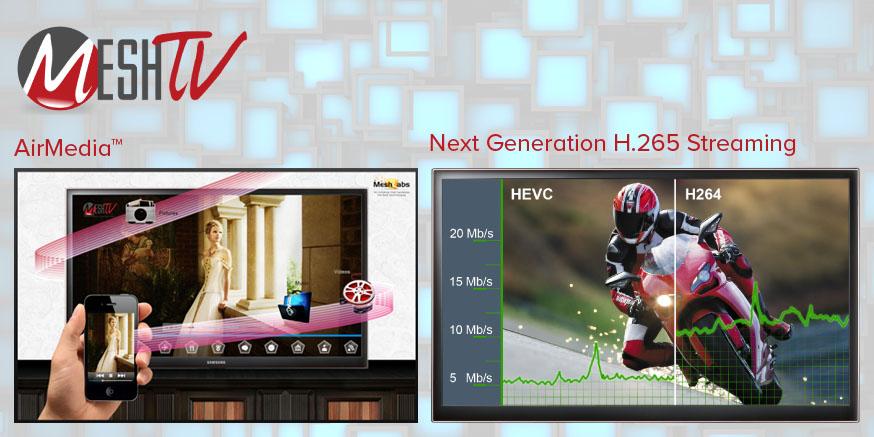 iptv solutions - MeshTV