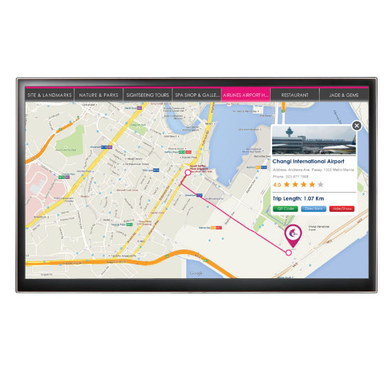 iptv solutions - Interactive City Guide