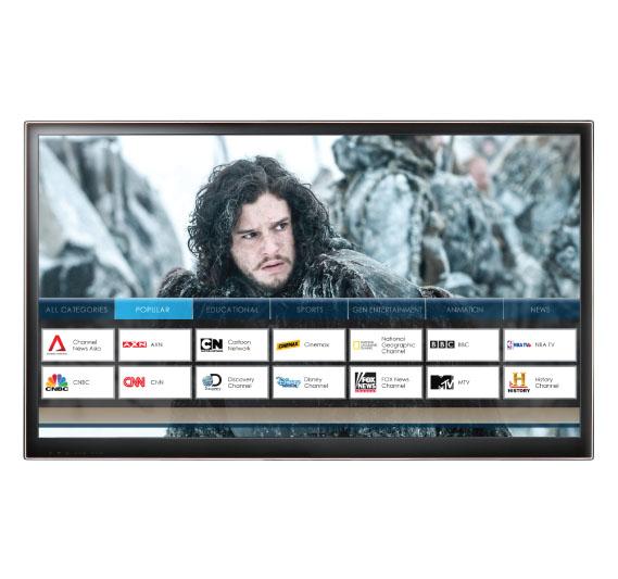 iptv solutions - Live TV