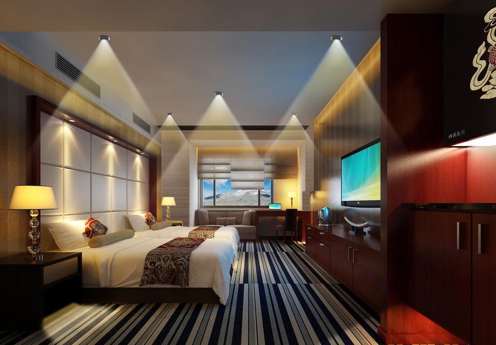 room control system - Lighting Control